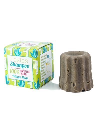 Lamazuna Festes Shampoo May Chang-Öl  - für fettiges Haar
