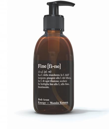FINE Body Serum Energy 200 ml