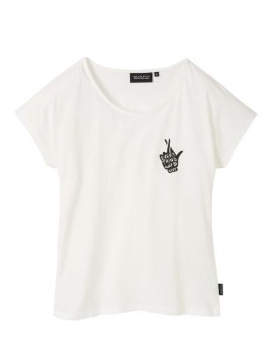 recolution Casual T-Shirt White