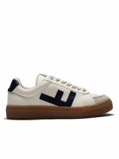 Flamingos´Life Classic 70´s White Navy Caramel