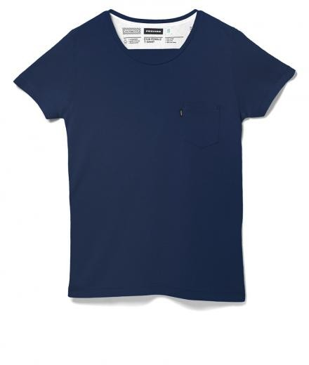 FREITAG F-ABRIC E320 Female T-Shirt S | Dark Blue