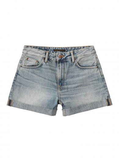 Nudie Jeans Frida Shorts Faded Sun