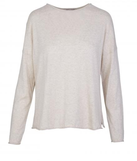 FRIEDA SAND Lilly Knit Sweater