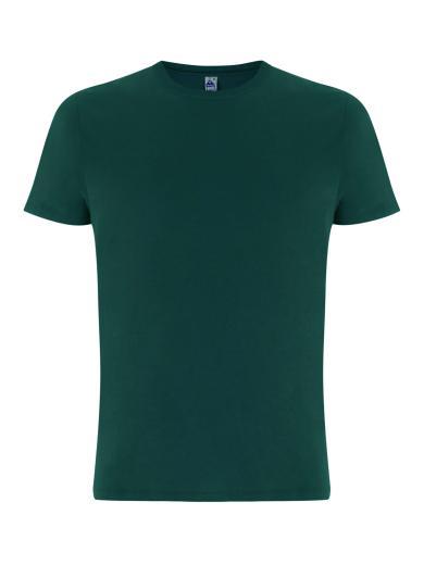 FAIR SHARE Mens/Unisex T-Shirt Bottle Green | S