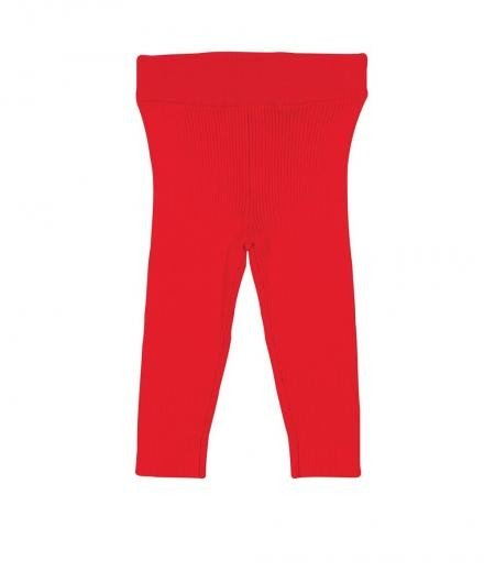 Fub Baby Leggings Red 80
