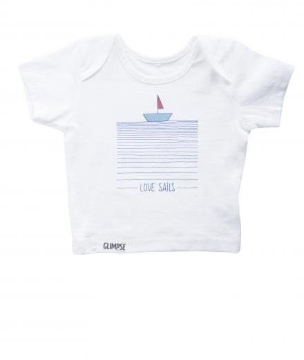 GLIMPSE Baby Mini Shirt