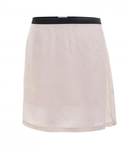 GLIMPSE Skirt Kingfisher champagner | S