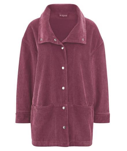 HempAge Cord Jacket rioja