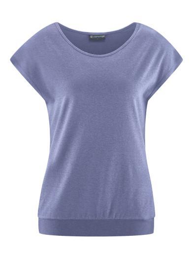 HempAge Yoga Shirt lavender