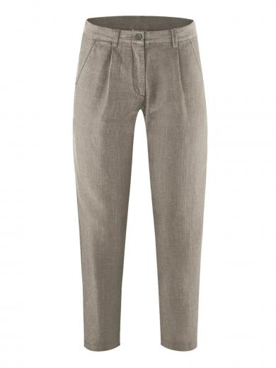 HempAge Legere Chinohose Taupe