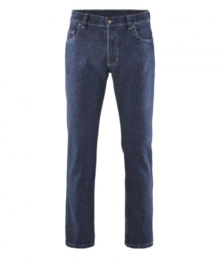 HempAge Blue Denim Jeans Rinsed