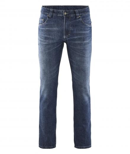 HempAge Blue Denim Jeans Laser