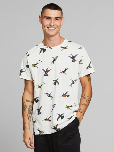 DEDICATED T-Shirt Stockholm Hummingbirds