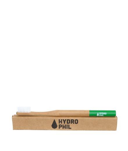 Hydrophil Zahnbürste Grün