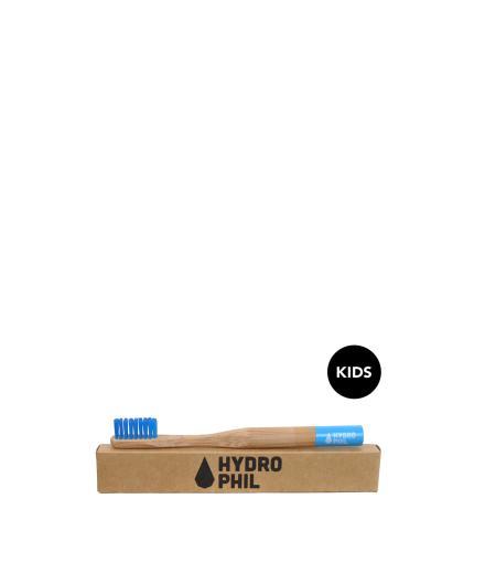 Hydro Phil Zahnbürste Kids Blau 4 Zahnbürsten