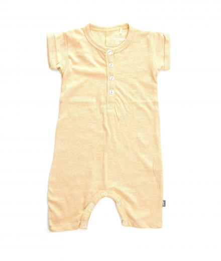 IMPS&ELFS Overall Short Sleeve Harvest Gold 62