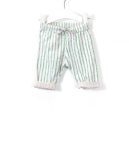 IMPS&ELFS Trouser Sleepy Grey/Growing Green 74