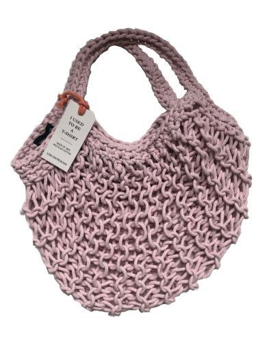 Carry Netztasche blush