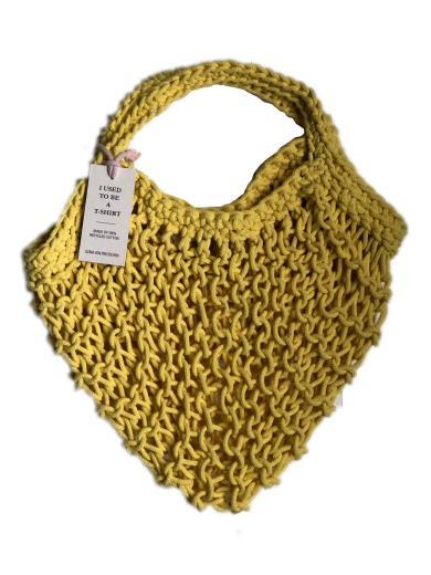 Carry Netztasche lemon