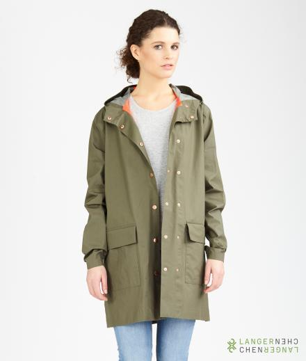 LangerChen Jacket Ottawa Military | M