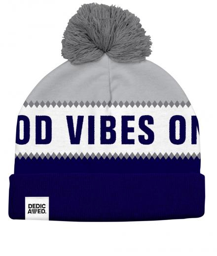 DEDICATED Jacquard Beanie GVO
