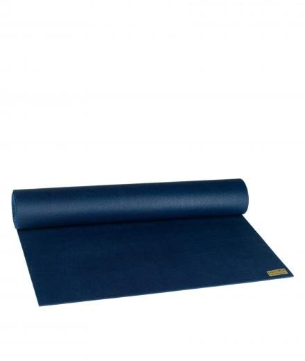 "JadeYoga Travel Mat 3mm (1/8""), 173cm (68"")  midnight blue"