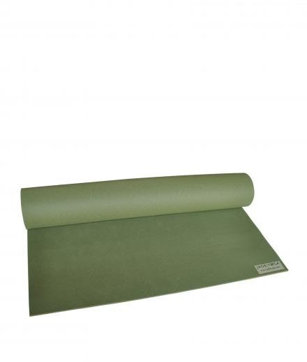 "JadeYoga Travel Mat 3mm (1/8""), 173cm (68"")  olive green"