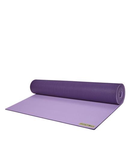 "JadeYoga TwoTone 5mm (3/16''), 180cm (71"") lavender/purple"