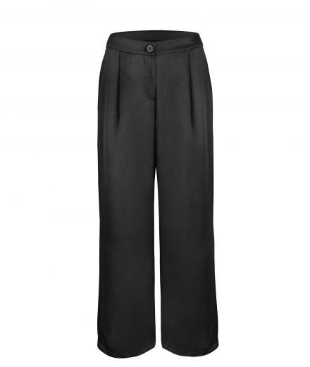 JAN 'N JUNE Cropped Pants Paris black | S