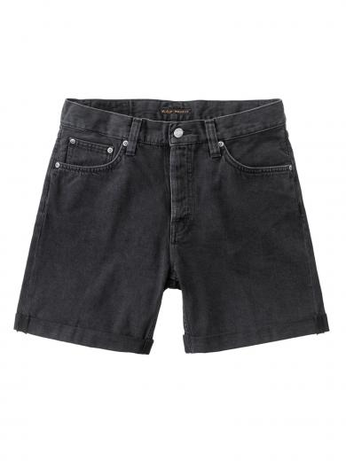 Nudie Jeans Josh Shorts Black Water