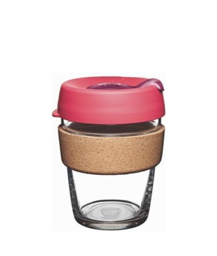 KeepCup Brew Cork Edition Flutter Medium (340ml)