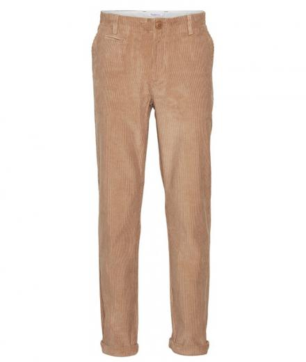 Knowledge Cotton Apparel Chuck 8 Wales Corduroy Chinos tuffet
