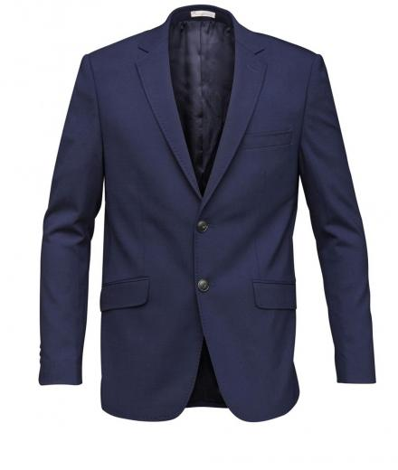 Knowledge Cotton Apparel Baby Face Jack-Constructed Blazer
