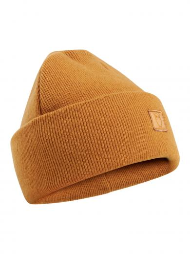 Knowledge Cotton Apparel Leaf Organic Wool Beanie