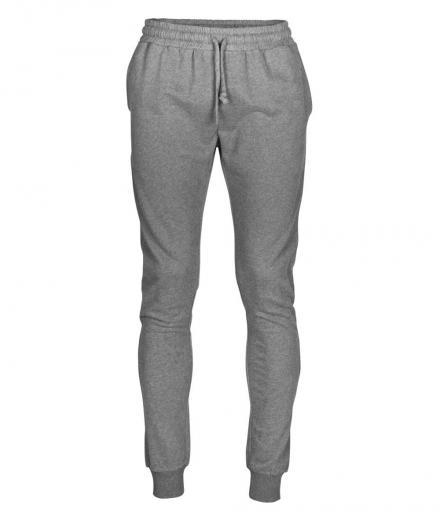 Knowledge Cotton Apparel Sweat Pant Melange