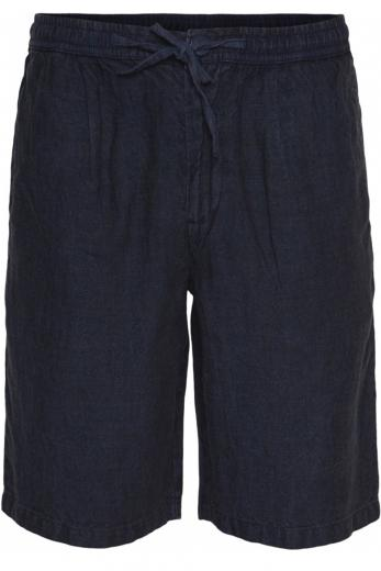 Knowledge Cotton Apparel BIRCH loose linen shorts