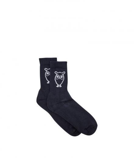Knowledge Cotton Apparel Tennis Socks 2pack