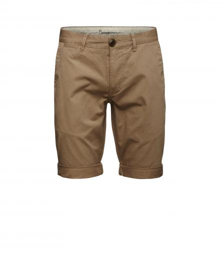 Knowledge Cotton Apparel Twisted Twill Shorts tuffet | 34