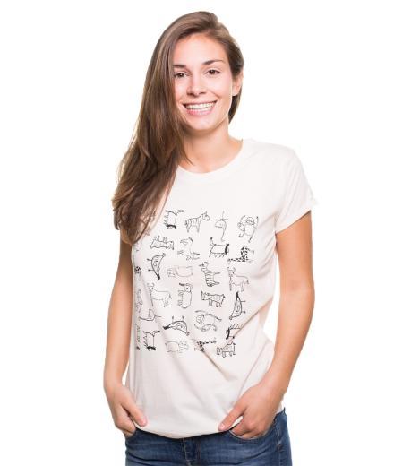 Kipepeo Clothing T-Shirt Wanyama