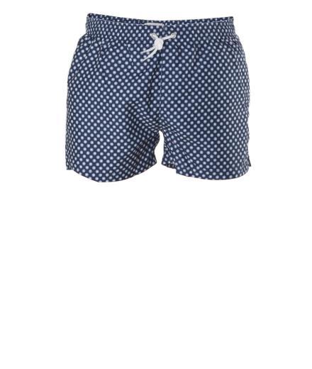 Knowledge Cotton Apparel Swim Shorts W/ Dots
