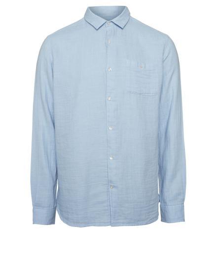Knowledge Cotton Apparel Double Layer Shirt GOTS