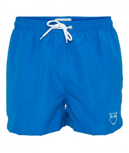 Knowledge Cotton Apparel Swim Shorts Solid Olympia blue | L