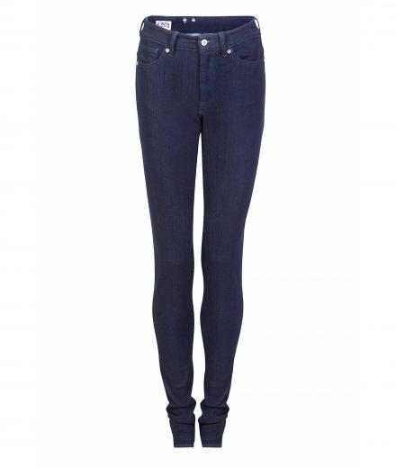 Kings of Indigo - K.O.I. Christina Super Stretch Denim Rinsed