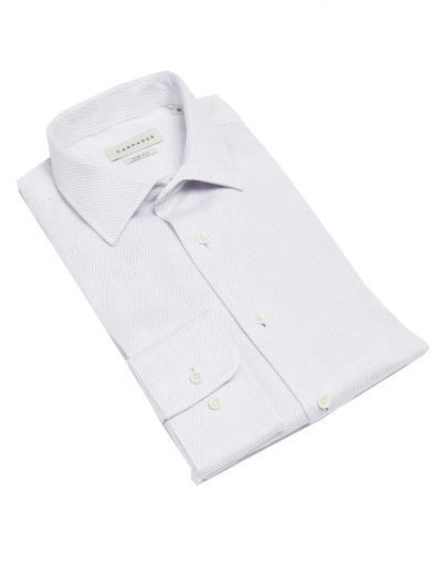 CARPASUS Shirt Classic Dobby Lagos Blue