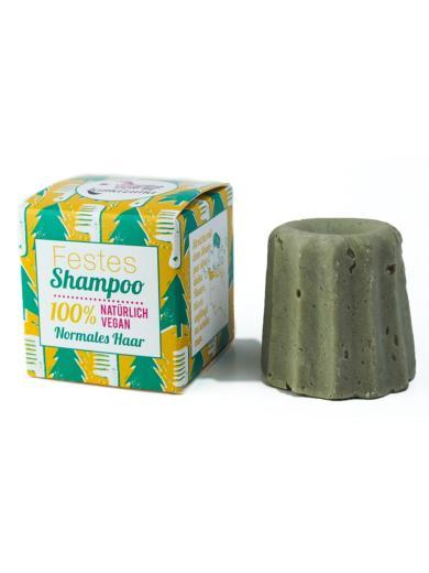 Lamazuna Festes Shampoo Waldkiefernöl - für normales Haar