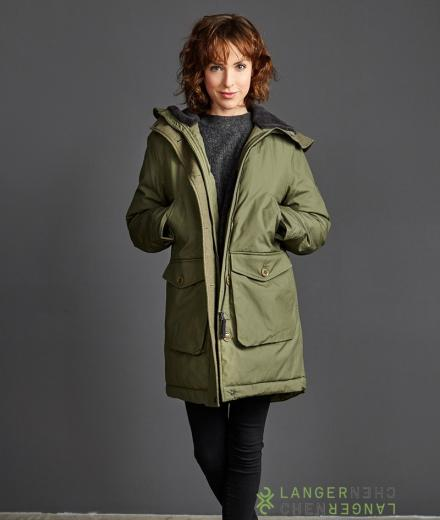 LangerChen Parka Norwood Military | S