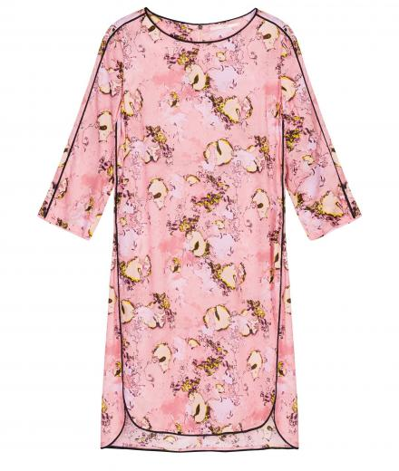 LANIUS Kleid Print Dreamland Rose | 36