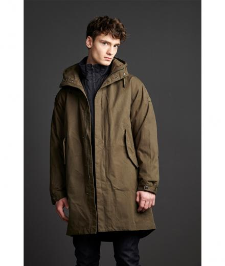 LangerChen Parka Stockton military M