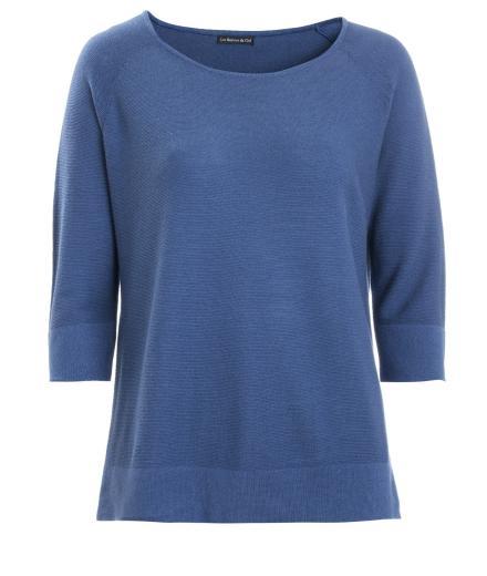 Les Racines Du Ciel 3/4 Sleeves Sweater