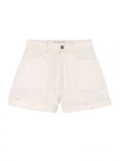 Thinking MU Logome Short White
